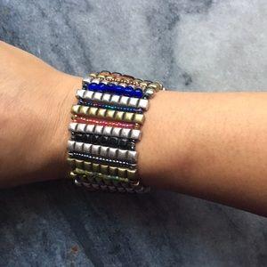 Jewelry - Multicolored Stretch Bracelet